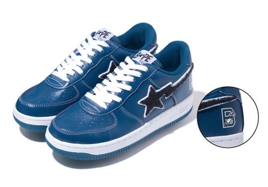 New Bape Spring/Summer '11 Trainers