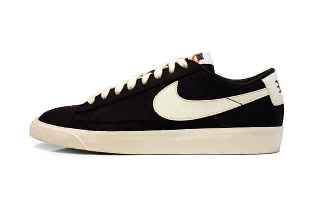 Https Mannynorte Wordpress Com 2012 01 02 Nike Blazer Nylon Premium Low